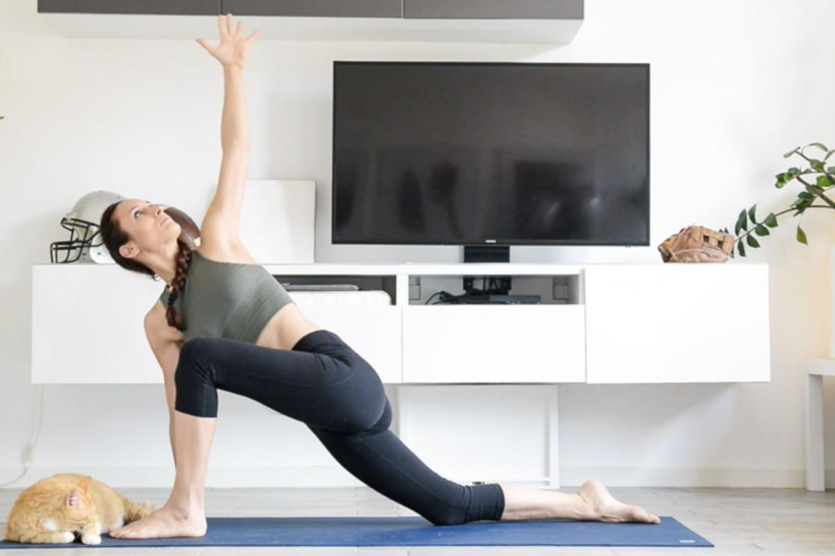 Flessibilità delle anche