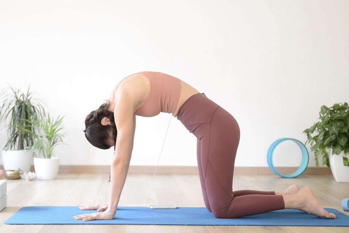 Routine yogica del mattino
