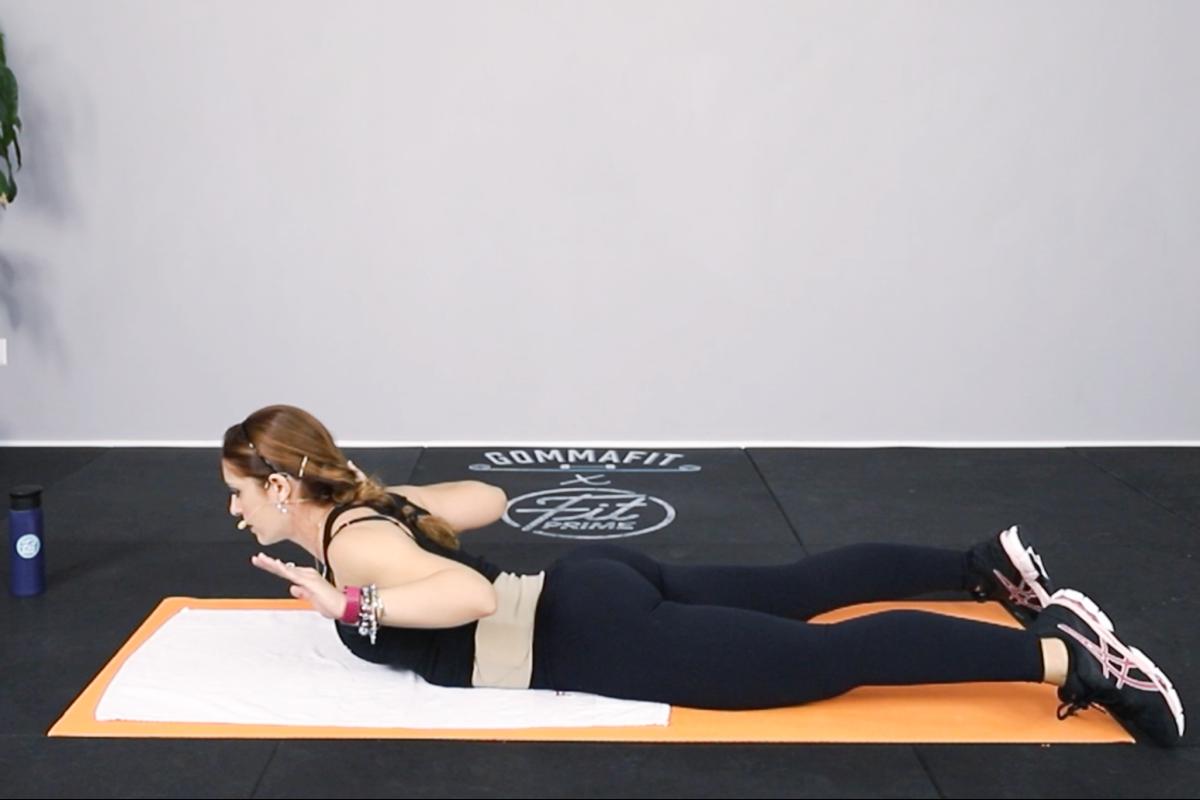 Upper body mobility