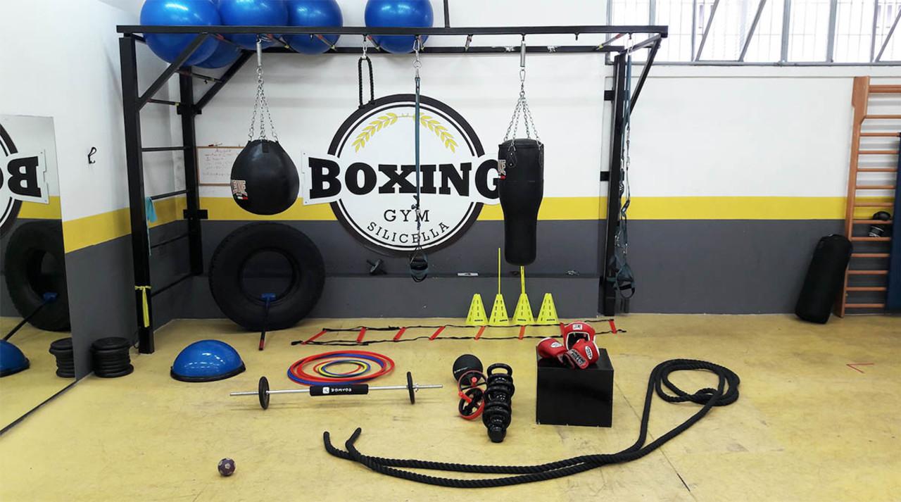 Silicella Boxing Gym