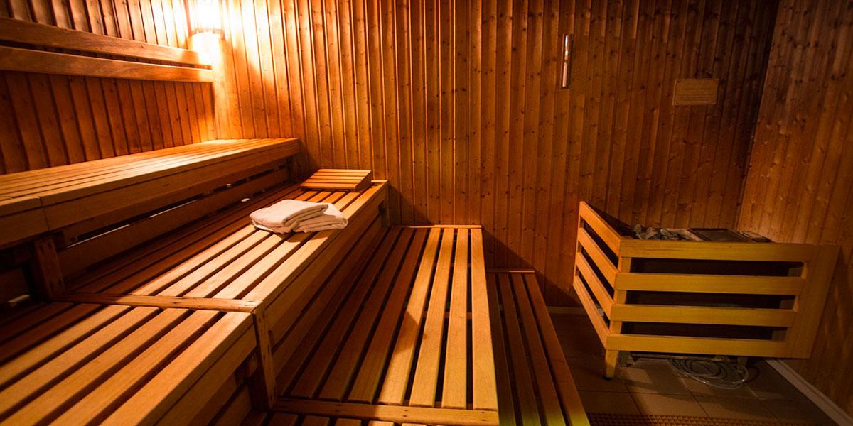 sauna finlandese