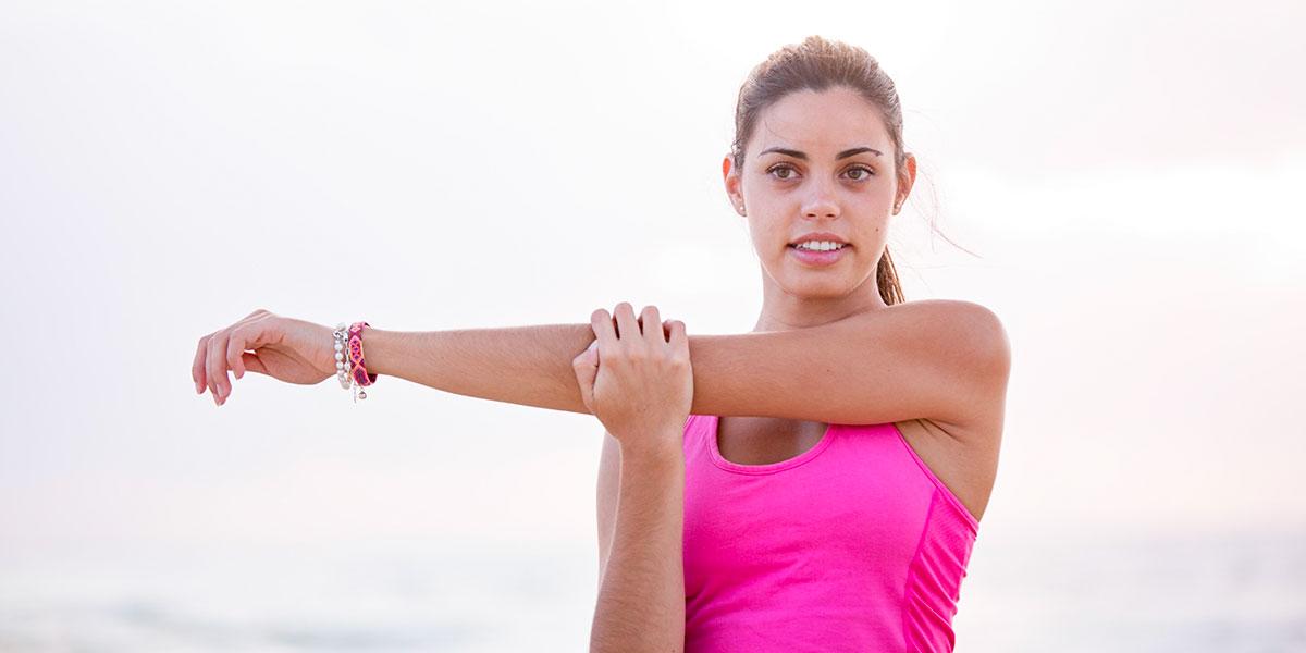 allenamento braccia donne