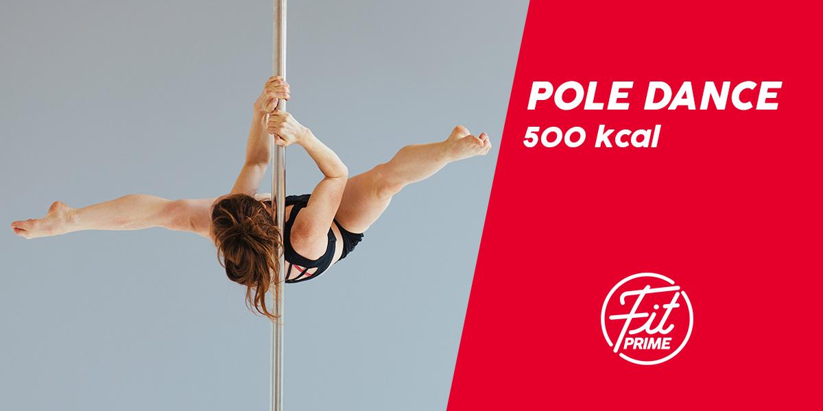 Calorie Consumate con la pole dance