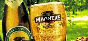 $6.50 Magners at Carnegies Bar & Restaurant