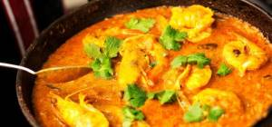 $20 Lunch Curry at Maya Restaurant