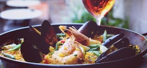 $40 Paella for Two at Clarences