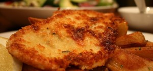$15 Schnitzel at Pig & Whistle Bar & Bistro