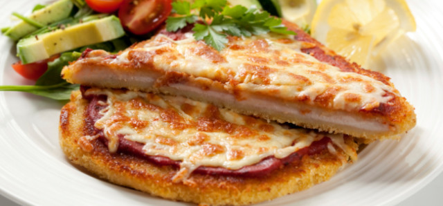 $17 Parmi at Albion Hotel