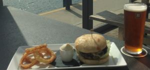 $25 Burger and Beer at The Breakwater