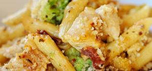 $10.50 Lunch Pasta at Antico Caffe