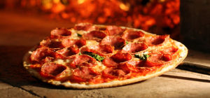 $12 All 25cm Pizzas at Arrivederci Pizzeria