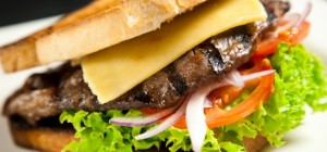 $15 Steak Sandwich at Rosie O'Grady's Irish Pub