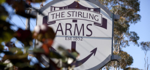$12 Lunches at The Stirling Arms