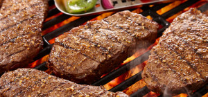 $16 Porterhouse Steak at Belvideres