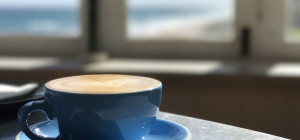 $3.50 Single shot coffee at Indiana Cottesloe Beach