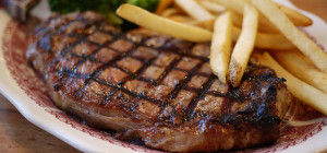 $14.50 Steak at Seven Mile Inn