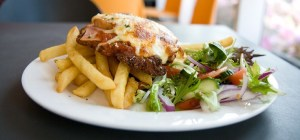 $14 Chicken Parmy or Pizza at Charles Hotel