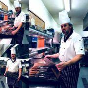 Chef Mathew Bills