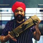 Chef Tony Singh MBE
