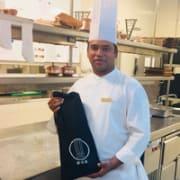 Chef Alroy