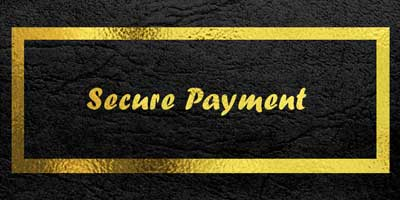 We provide online shopping with secure payment