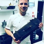 Chef Chris Tanner