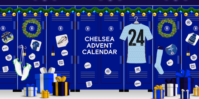 Introducing the Chelsea Advent Calendar! | Official Site | Chelsea Football  Club