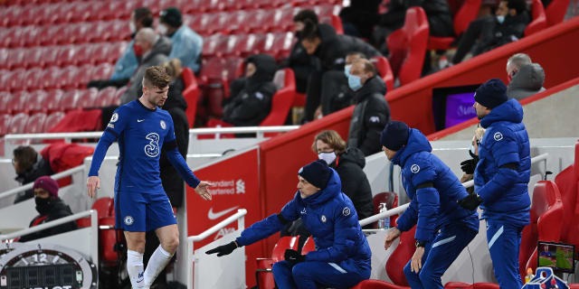 Tuchel: Werner has no need to worry | Official Site ...