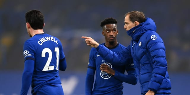 Callum Hudson-Odoi on how Thomas Tuchel treats young players, his wish for  Paul Canoville recovery and letter from Roman Abramovich | Official Site |  Chelsea Football Club