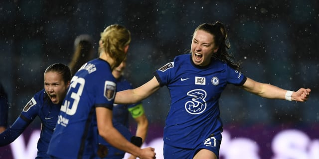 Getting to know Chelsea Women: Niamh Charles