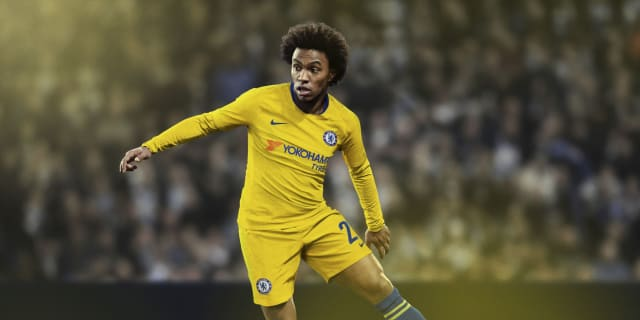 cheap for discount 8c122 d2bbe EXCLUSIVE: 18/19 Away Kit Revealed! | Official Site ...