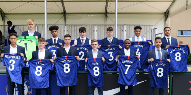 Introducing the 2019/20 Academy Scholars   Official Site   Chelsea Football Club