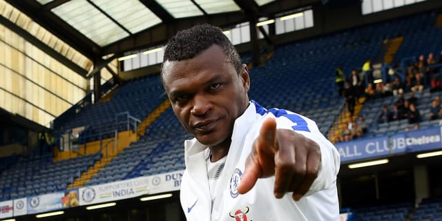 Image result for pictures of Frank Lampard and Desailly