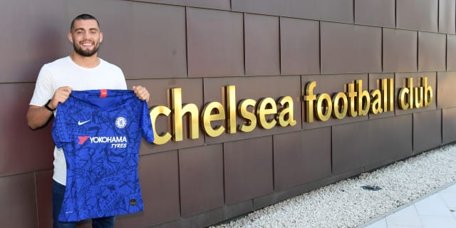Image result for MATEO KOVACIC JOINS CHELSEA ON A PERMANENT DEAL