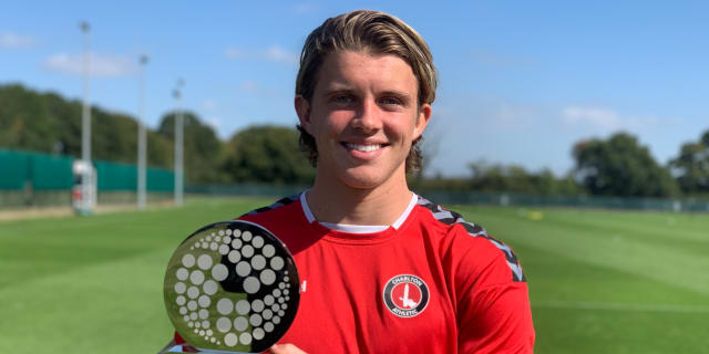 Conor Gallagher wins EFL Young Player of the Month award | Official Site | Chelsea Football Club