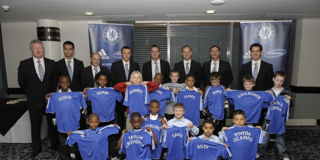 The Under-9s of 2008: Where are they now?   Official Site   Chelsea Football Club