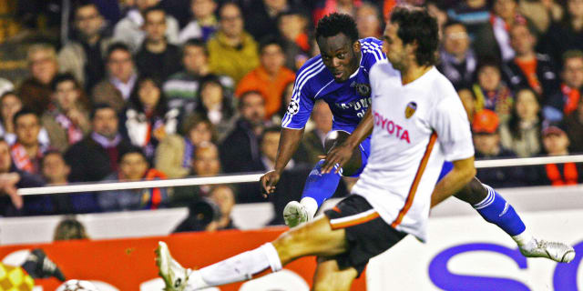 Remember When... Valencia, April 2007 | Official Site | Chelsea Football Club