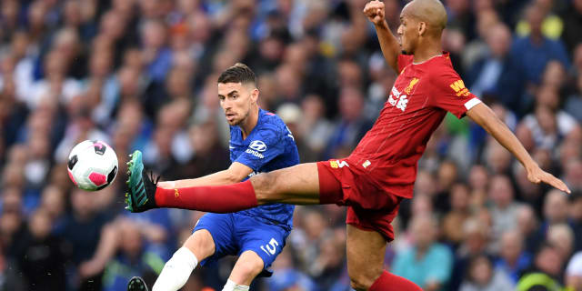 Chelsea Vs Liverpool The Stats Official Site Chelsea Football Club