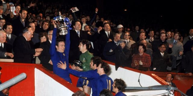Chelsea lift the Cup at last! - 1970 FA Cup final replay – 50 ...