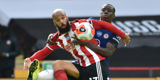 Key statistics from Sheffield United vs Chelsea | Official ...