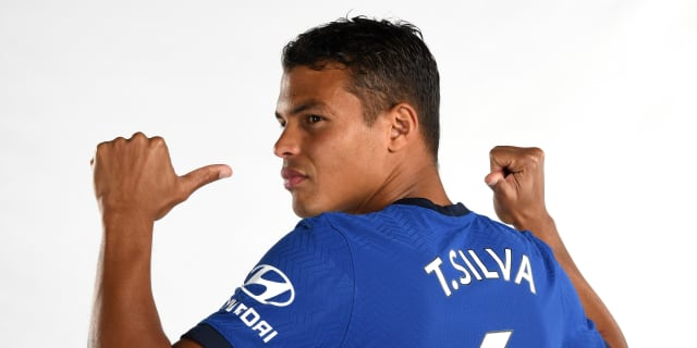 Thiago Silva exclusive interview: On why he chose Chelsea, his hunger to  win and what he expects from the Premier League | Official Site | Chelsea  Football Club