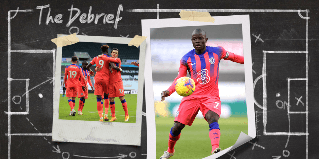 The Debrief: Captain Kante leads the way | Official Site | Chelsea Football  Club
