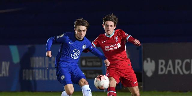 PL2 report: Chelsea 2 Liverpool 3 | Official Site ...