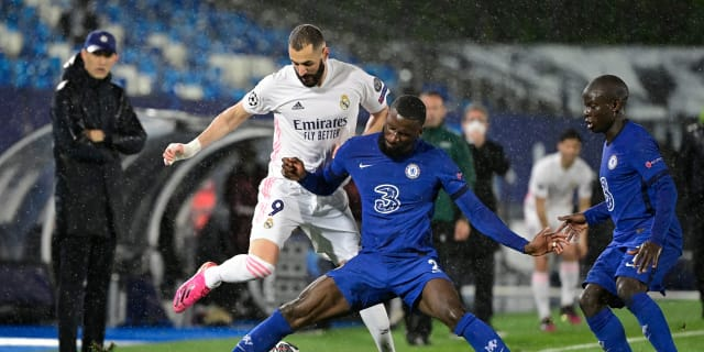 Chelsea vs Real Madrid - the stats | Official Site ...