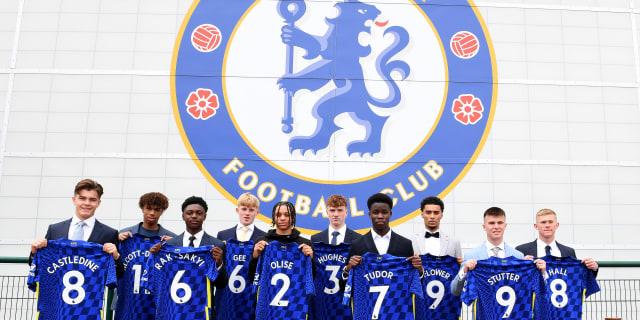 Meet the 2021/22 Academy scholars   Official Site   Chelsea Football Club