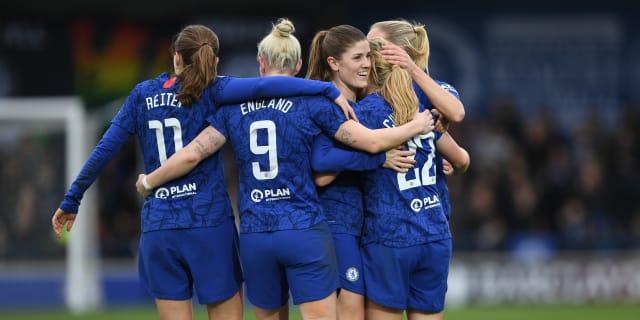 Buy your Chelsea Women vs Brighton tickets