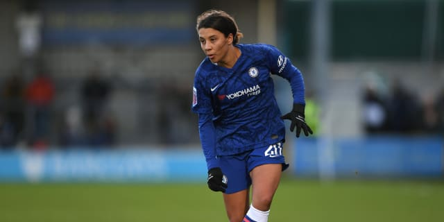 Sam Kerr up for BBC Women's Player of the Year
