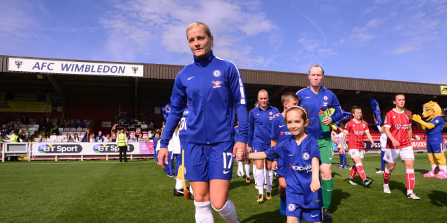 Chelsea Women – the past five big kick-offs   Official Site   Chelsea Football Club