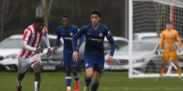 Teenage Kicks: Bashir Humphreys | Official Site | Chelsea Football ...
