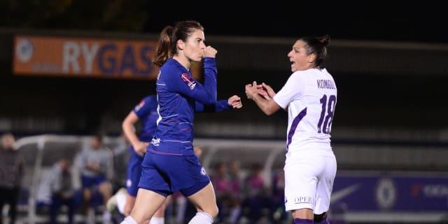 Chelsea Vs Fiorentina: Flipboard: Women's Report: Chelsea 1 Fiorentina 0